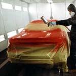 pintura de coche