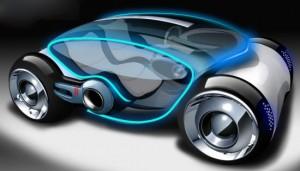 """""""Un Vistazo al Futuro de la Industria Automotriz"""""""